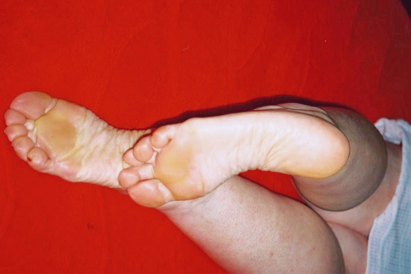 Sexy homemade footjob and solejob her feet are made for footjobs 9