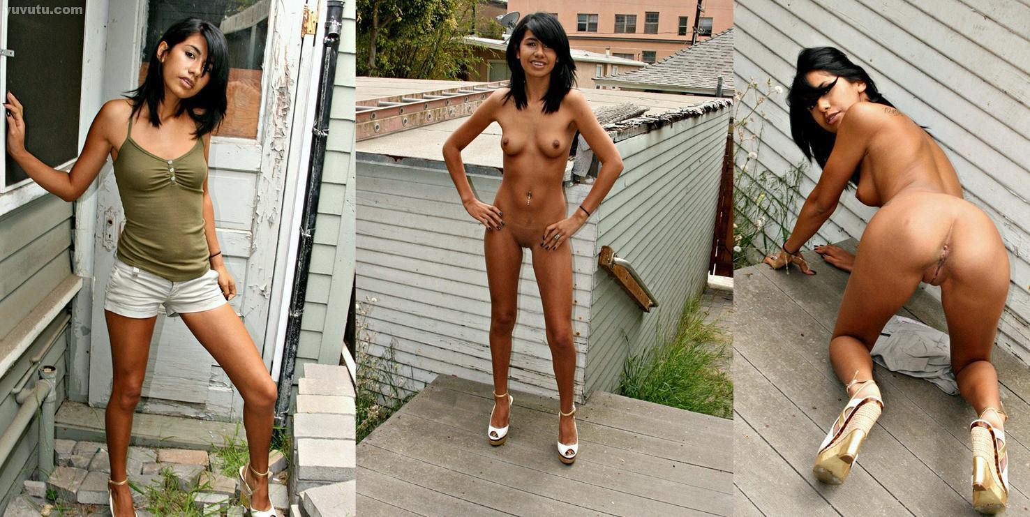 Smoking, dressed undressed photos THT DICK!