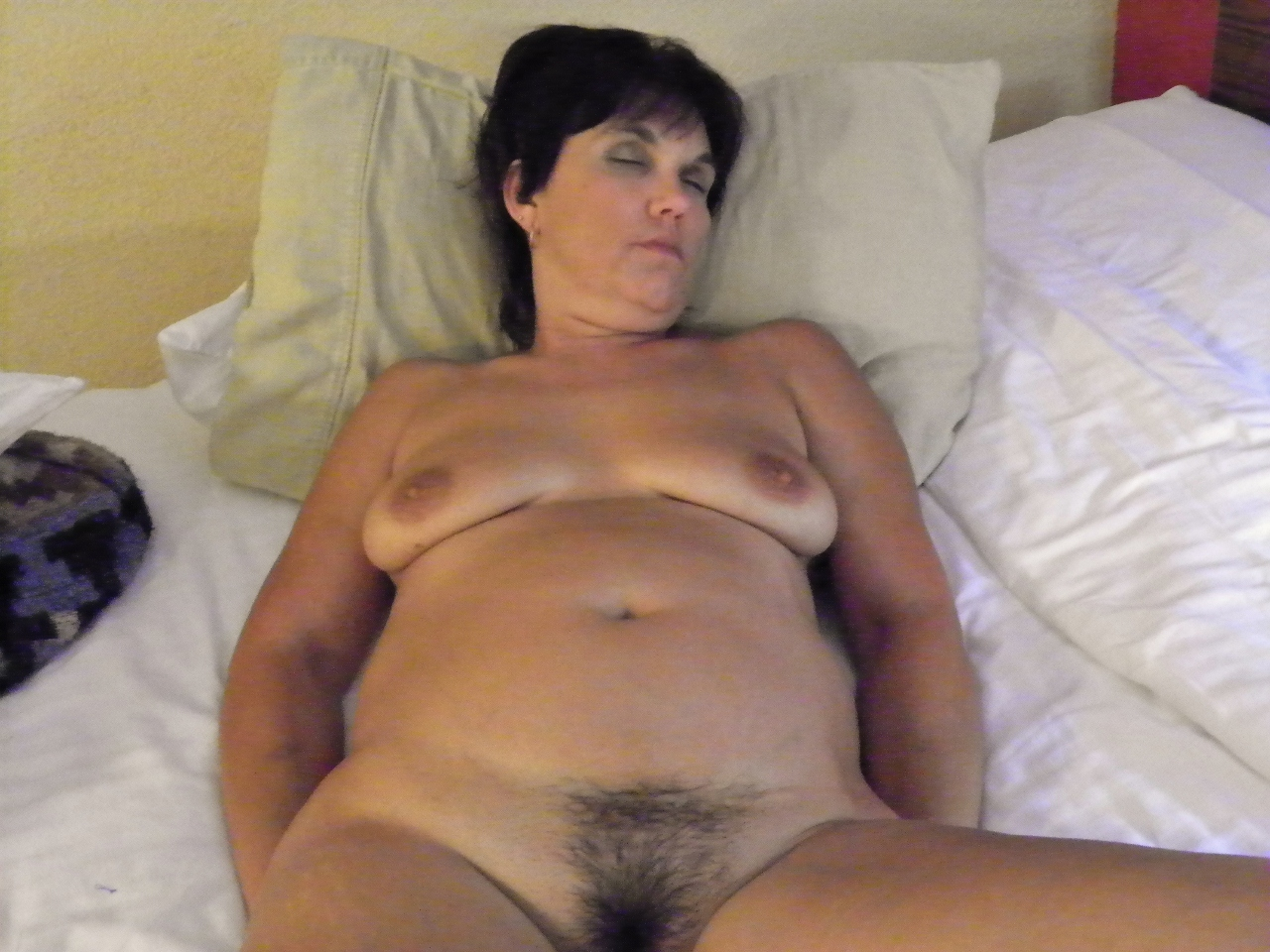 Pity, Hairy ass milf sleeping