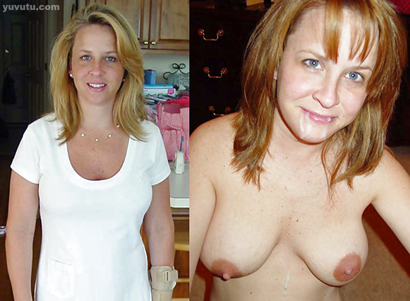 and before after sex Amateur
