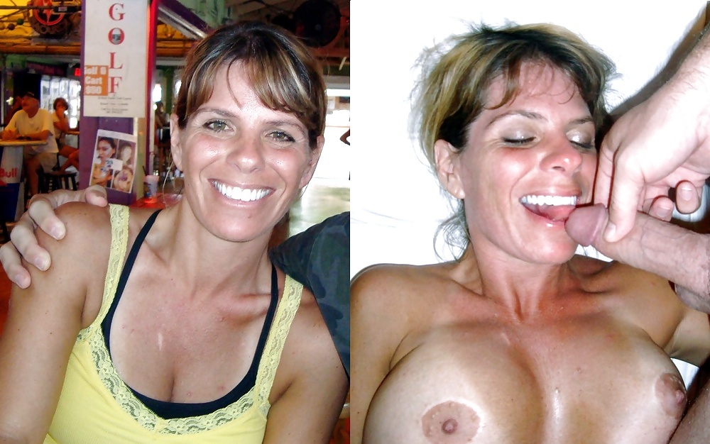 before and after anal sex