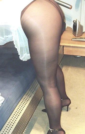 homemade pantyhose