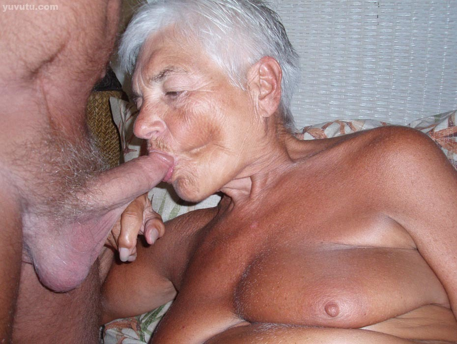Sex blowjob granny you mean? remarkable