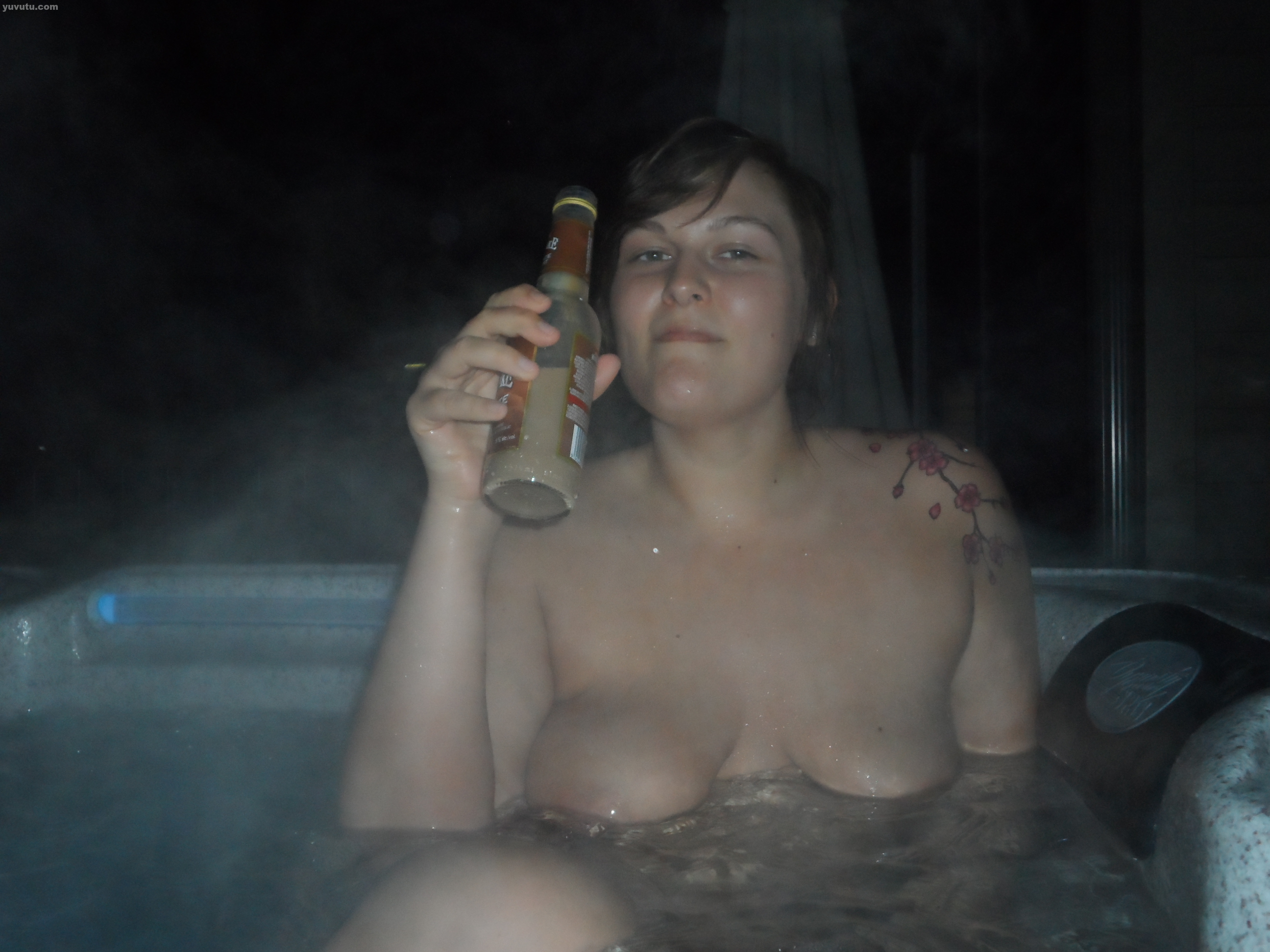 Hot tub nude pic picture