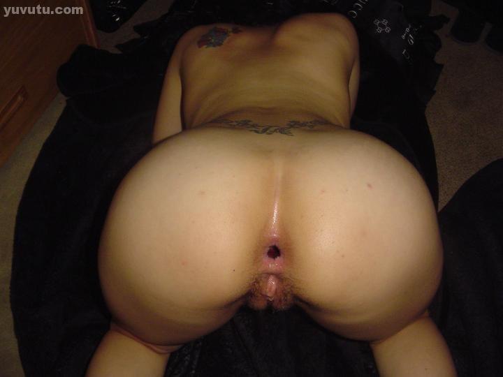 Красивое очко крупно порно
