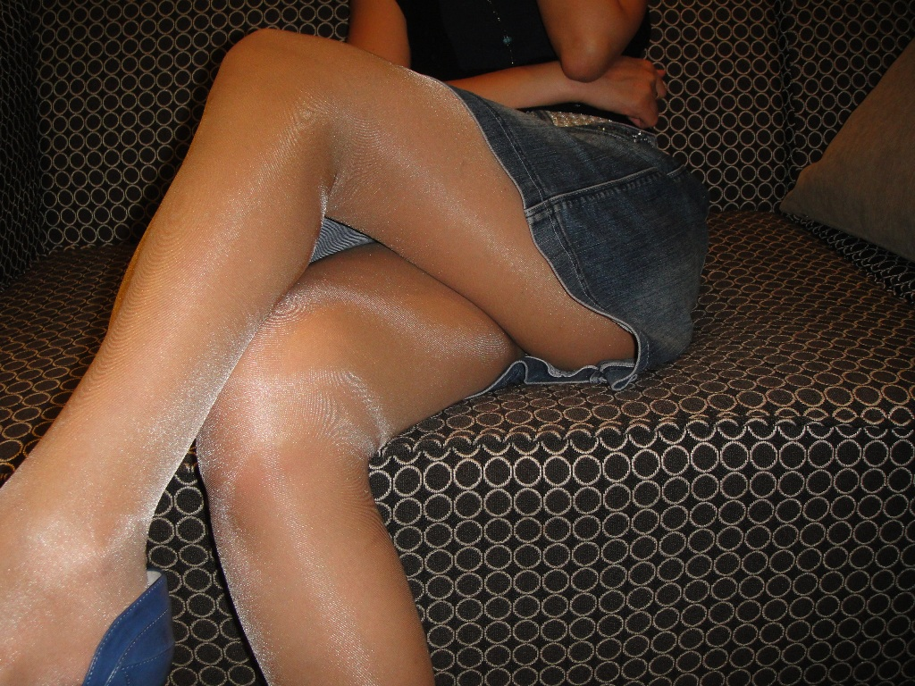 Are mistaken. free silky pantyhose movies that