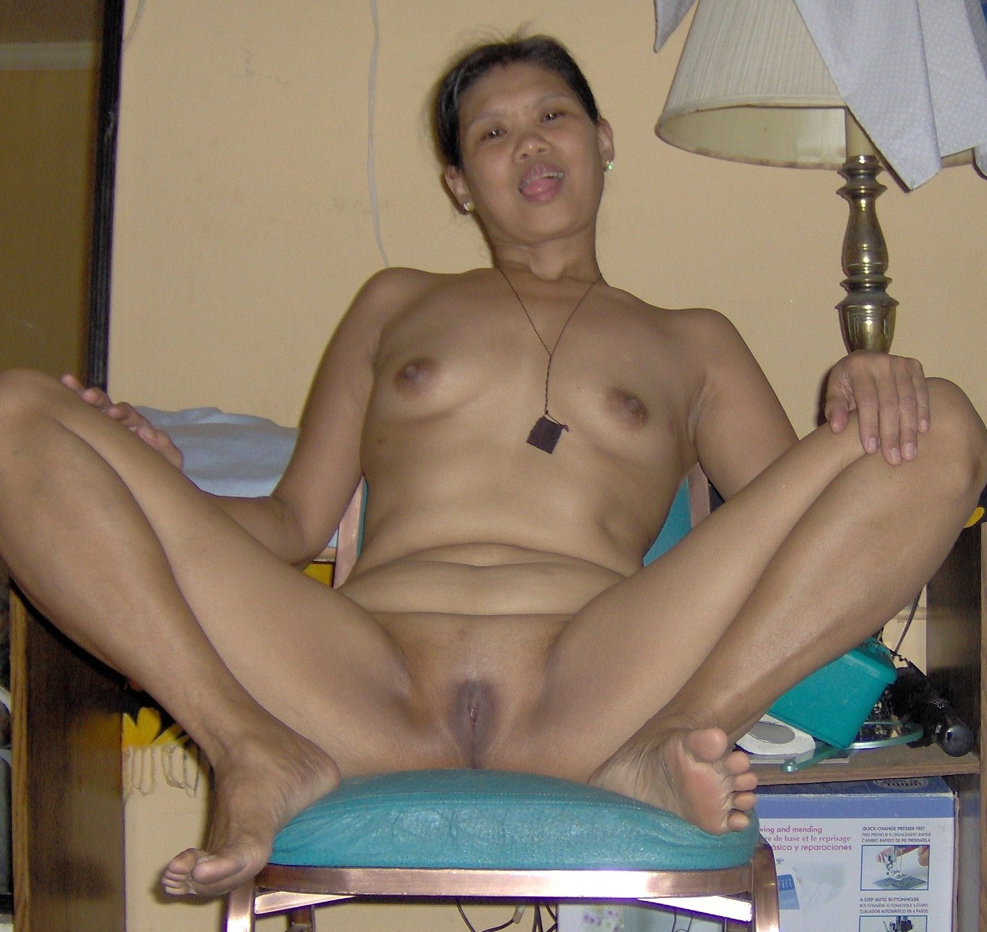 Mature Filipina