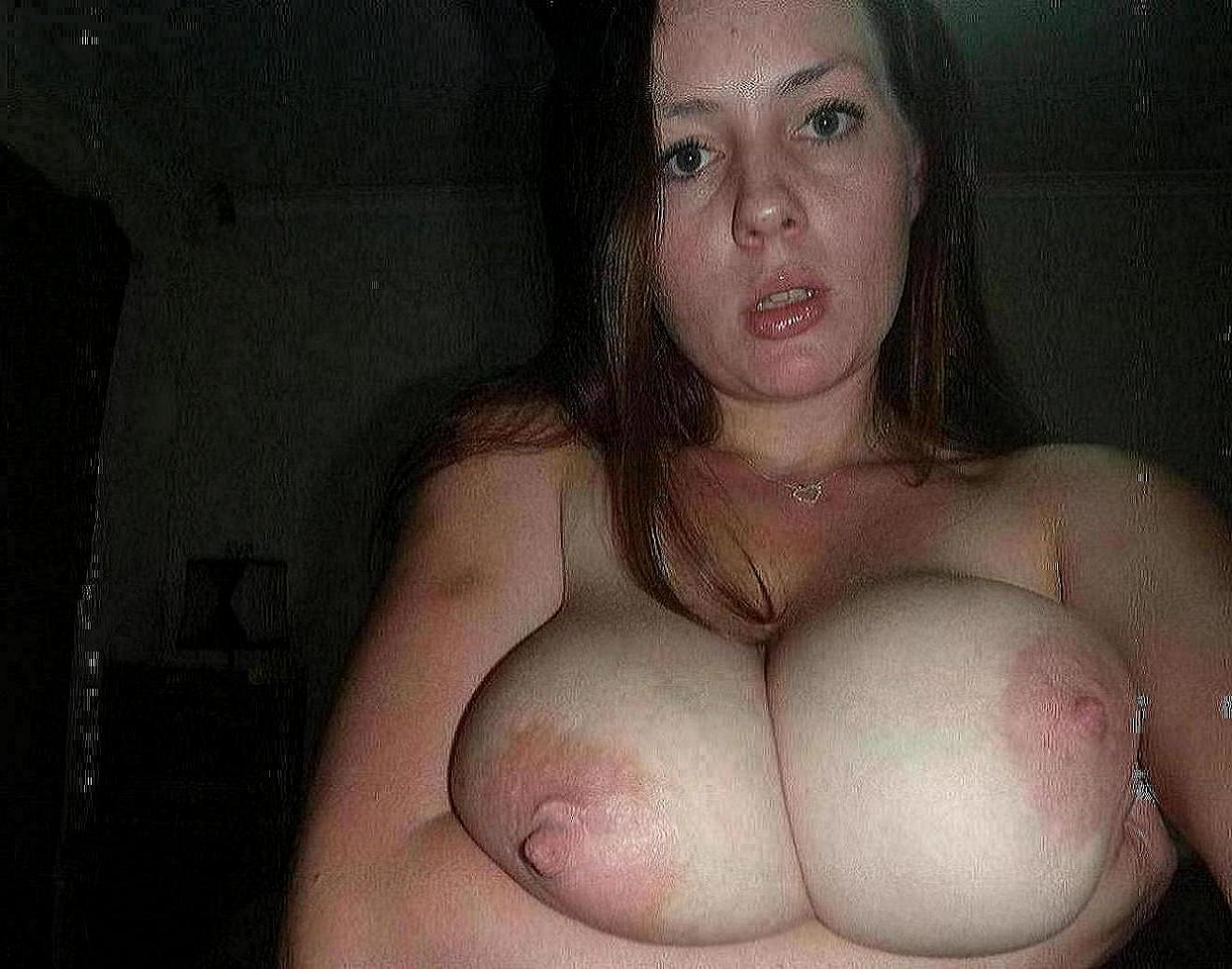 Big tits homemade