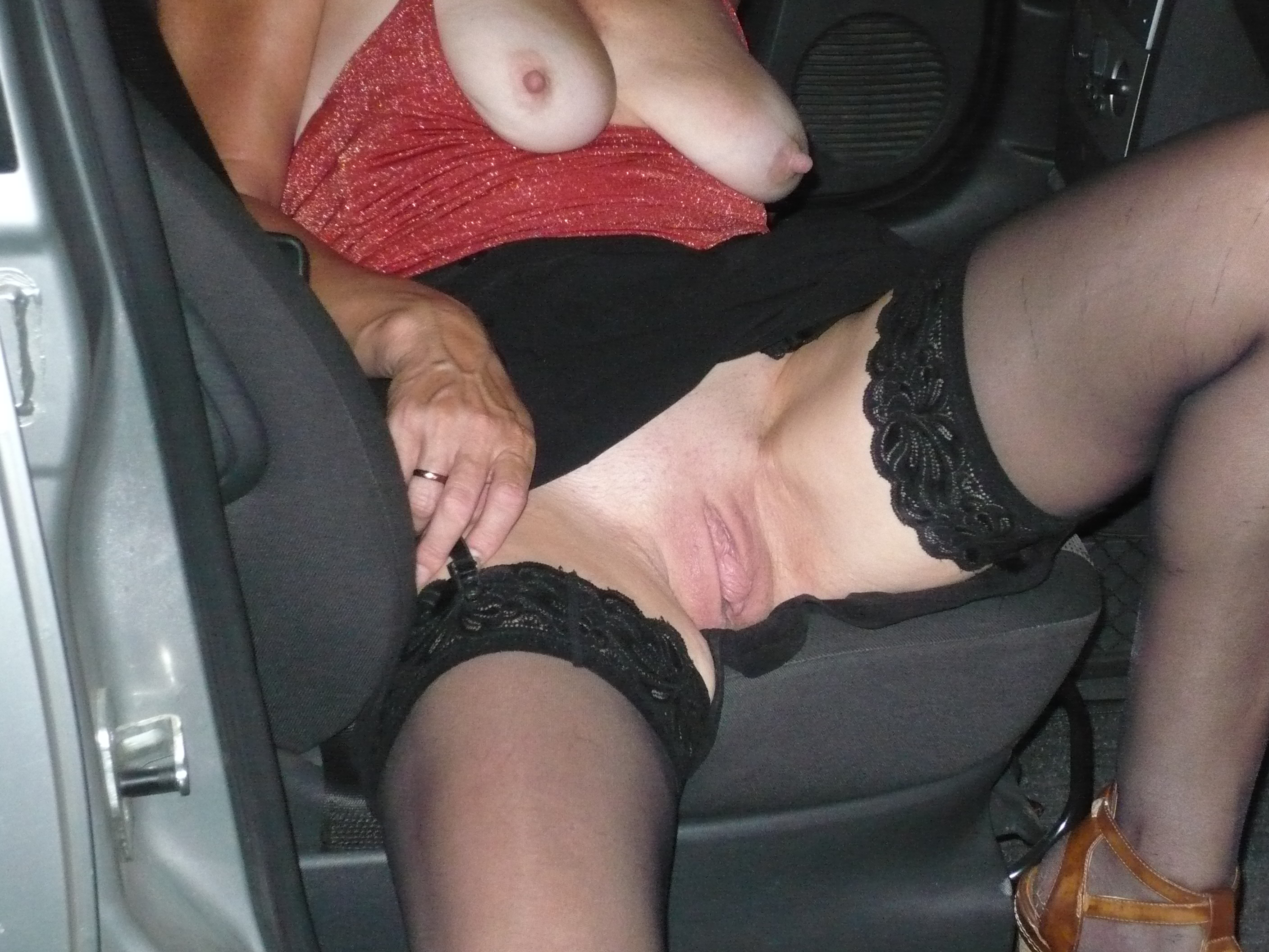 Amateur Car Sex