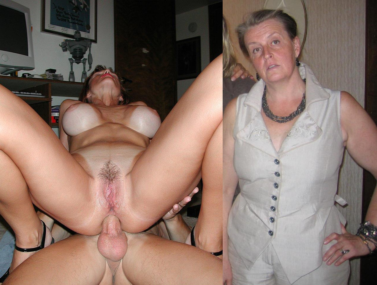 Anal mom homemade