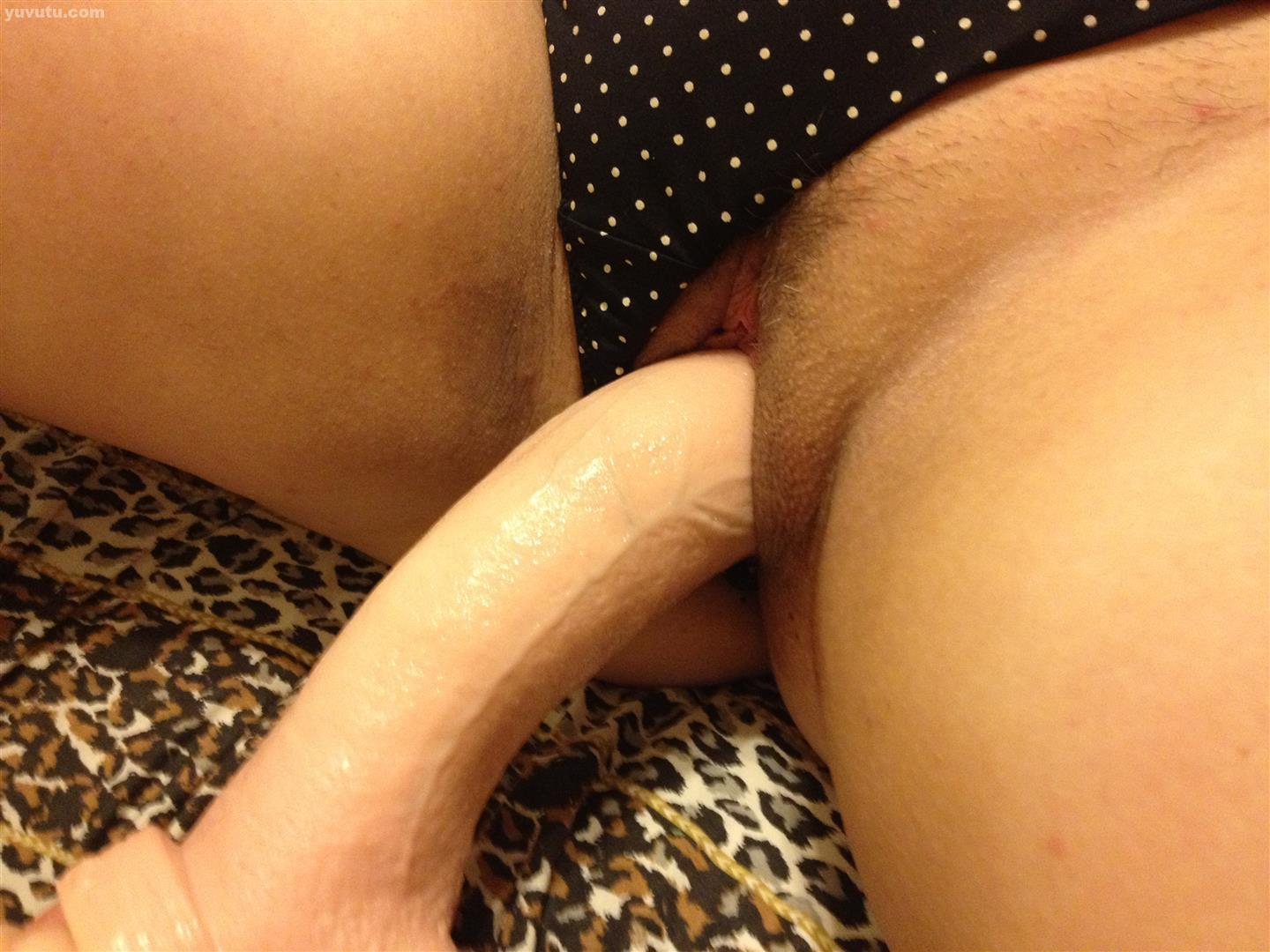 Young and Wife likes jeff stryker dildo wish was