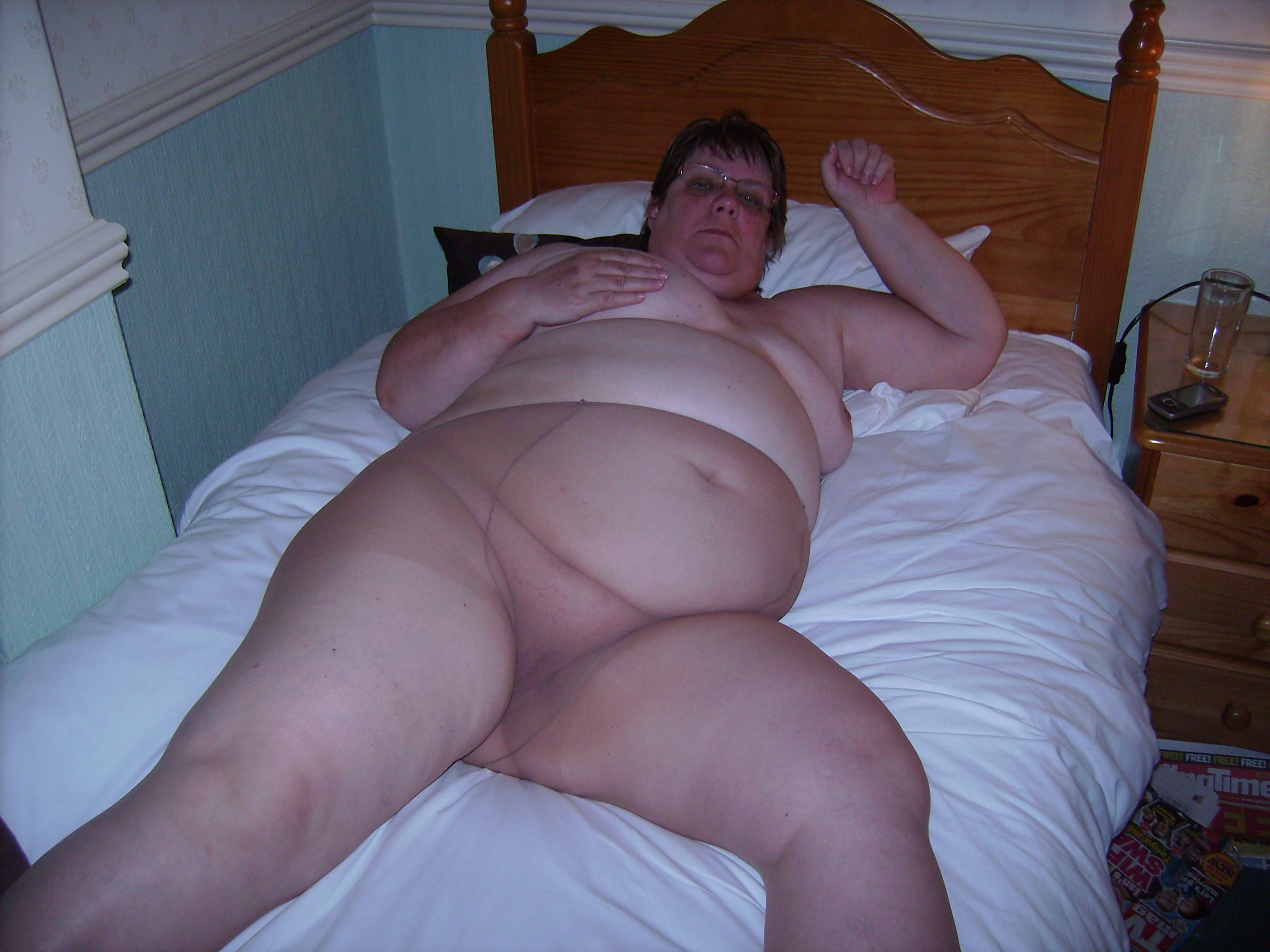 Homemade amateur mature bbw for that