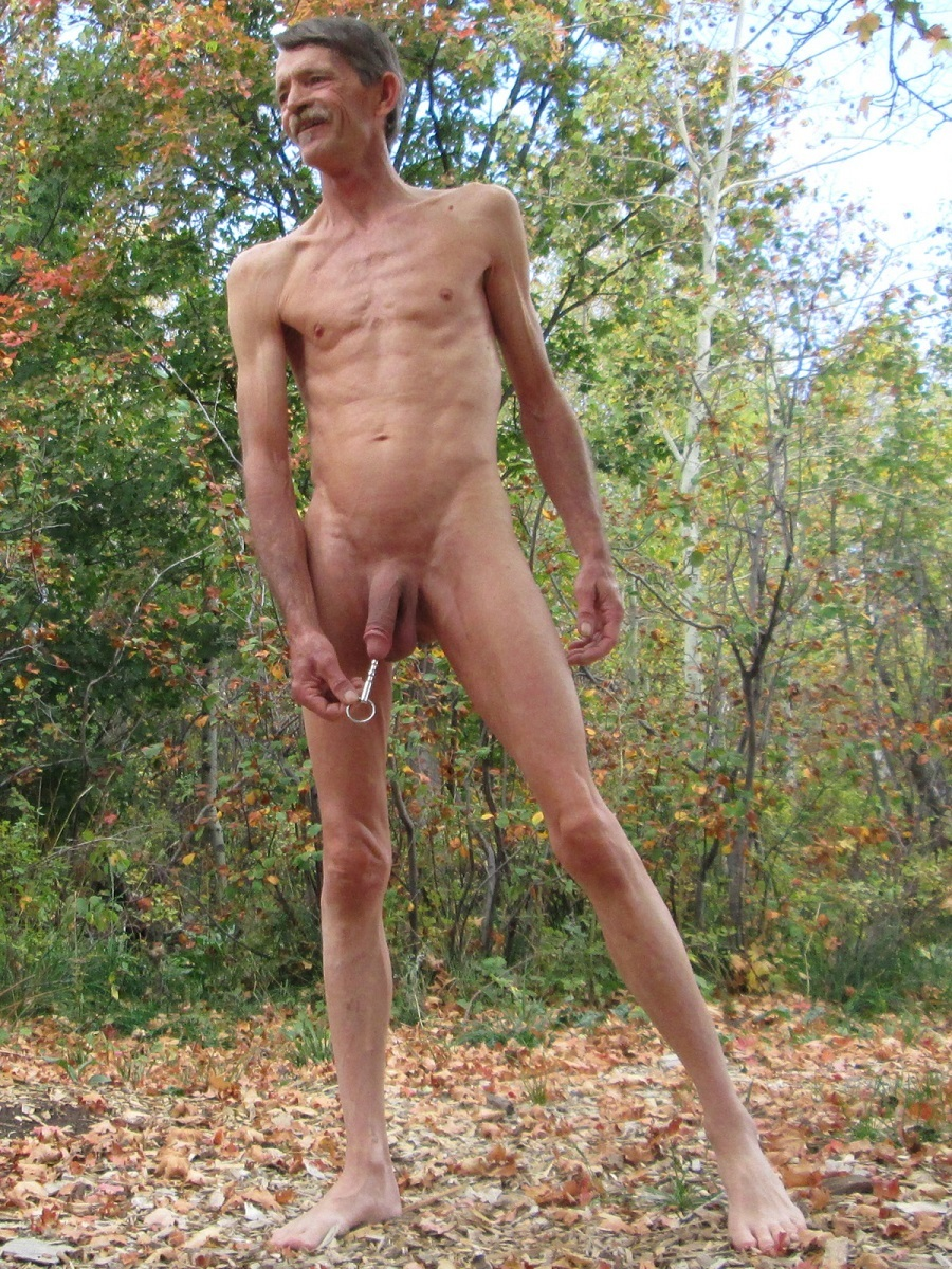 Amateur gay outdoor poppers