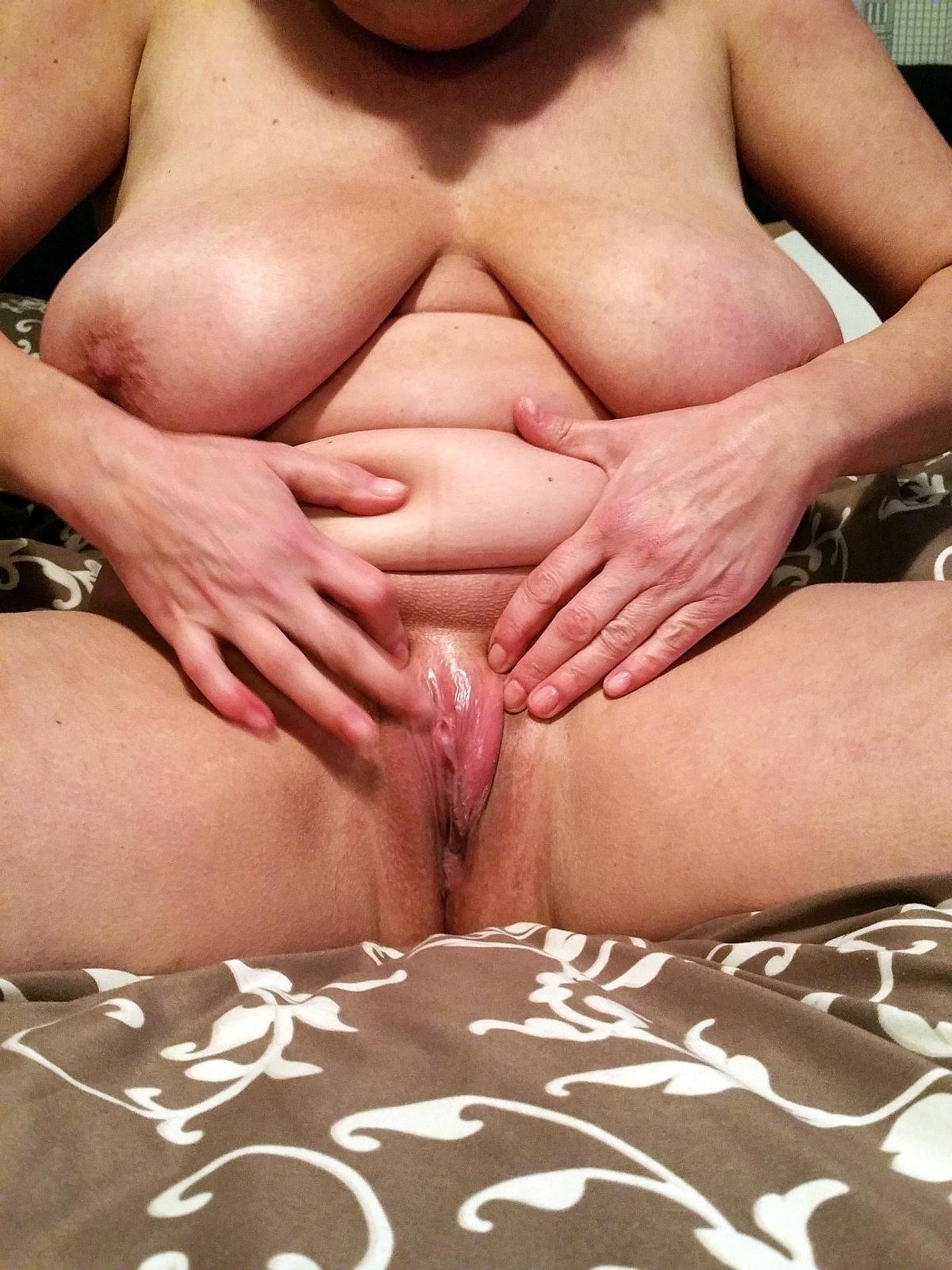 hängetitten anal