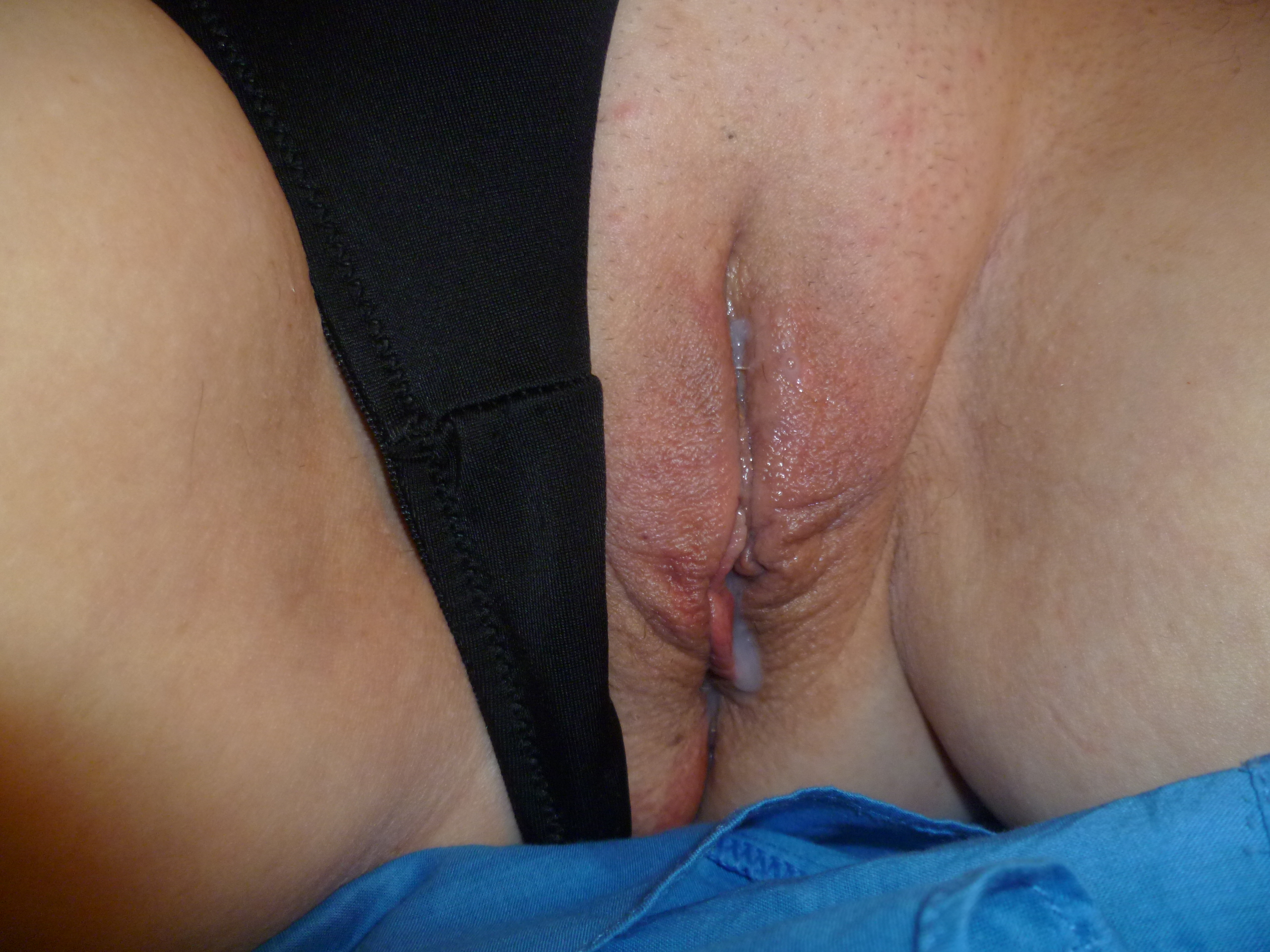 Cum Filled Pussy Real Homemade Porn Photos And Videos