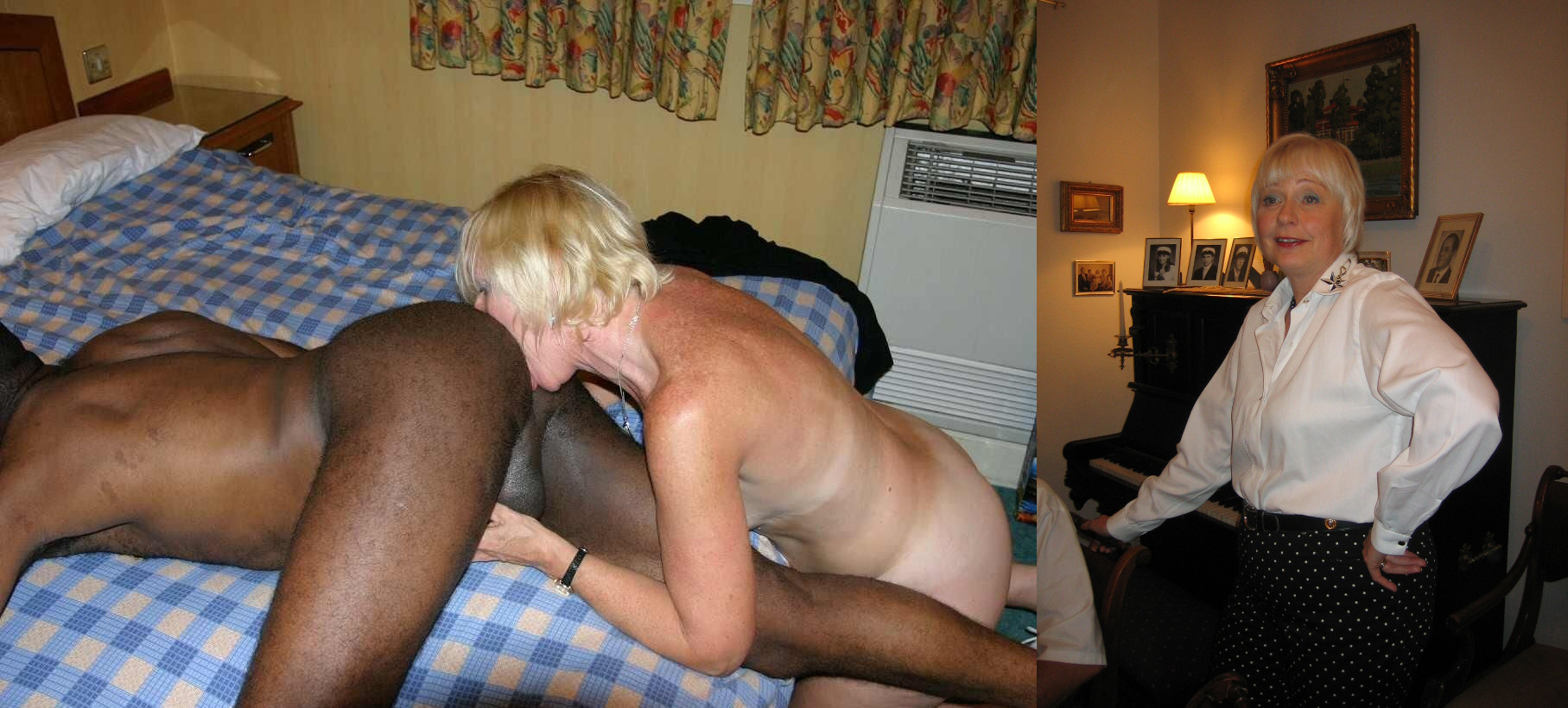 Mature cougar ass