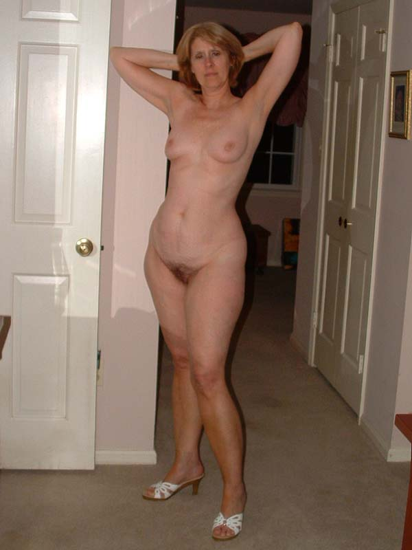 Beautiful nude mature wife not present