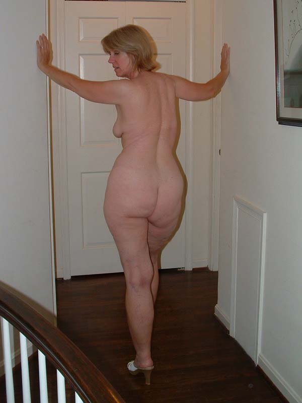 My mature wife posing nude valuable