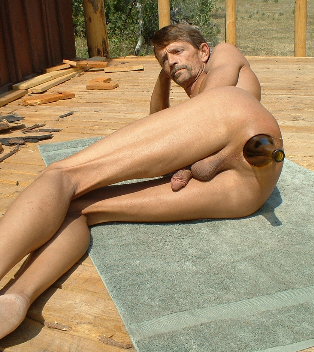 Extreme anal outdoors by hot latino gods 9