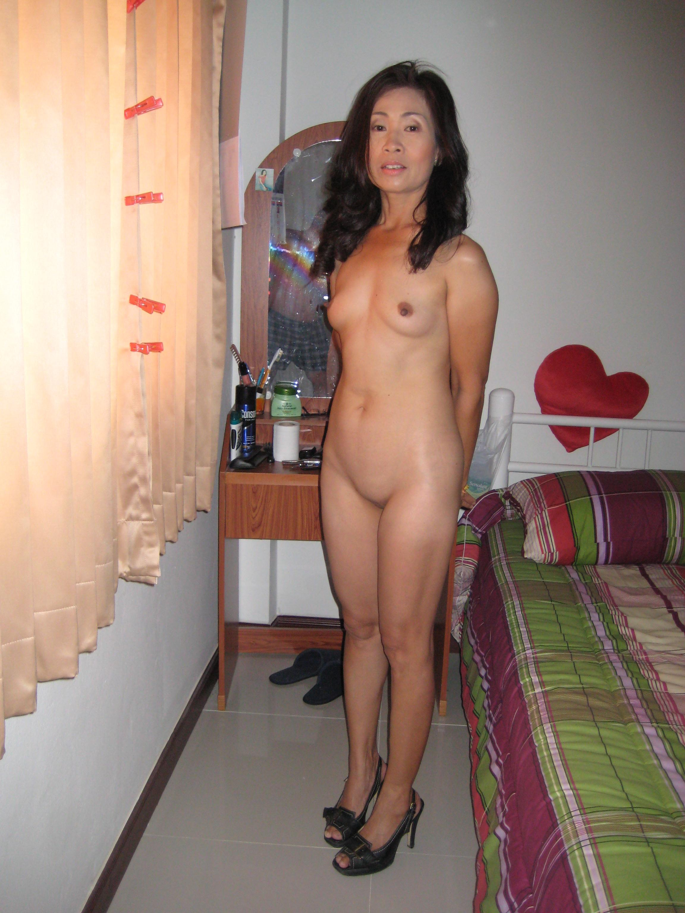 Lady older penetration
