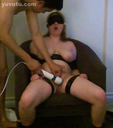 bondage Amateur orgasm