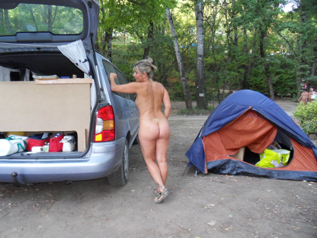 le sexe de camping de voiture japonaise sex