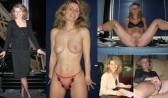 Your girlfriend before-after, dressed-undressed