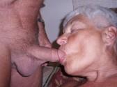 granny loves cock