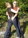 Fetish - Jeans style dominance