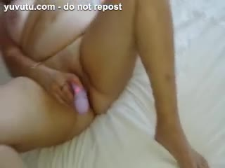 Female Masturbation - close up masturbation with vibe