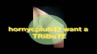 - hornycpluk42 want a TRiBuTE (HD)