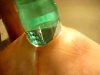 Nourriture - bouteille eau petillante