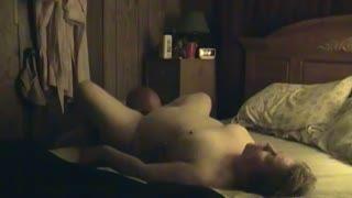 Threesome - Darlene cums