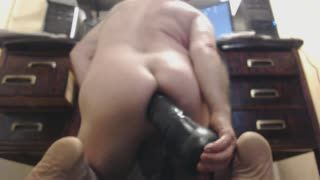Anal - pump in ass