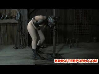 BDSM - Ponyslave Pervert BDSM Outdoor Training
