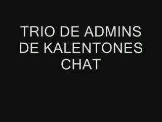 Spit Roast - TRIO DE ADMIN DE KALENTONES CHAT