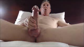 Masturb. masculine - Big cock jerk off cumshots only 3