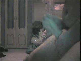 Masturb. maschile - solo cum shot