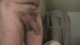 Male Masturbation - Up and down