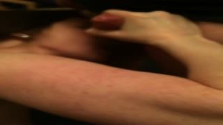 Trio - Spit roasting slut