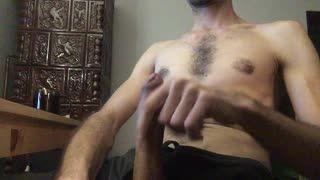 Cum Shot - ReHolding back