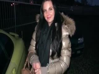 Exhibe - Sexy amateur Eurobabe Tereza Becker sucks and fu...