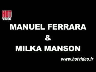 Funny - Interview de MANUEL FERRARA & MILKA MANSON