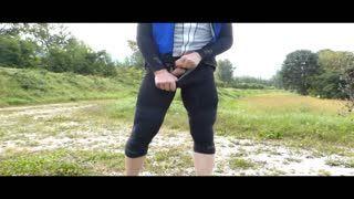 Exhibicionismo - Pee In Public 03 (HD)