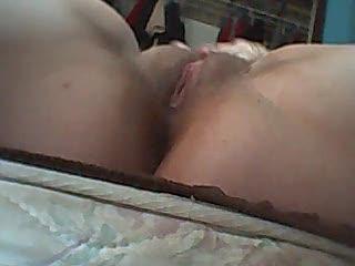 Female Masturbation - playing