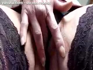 Female Masturbation - Playing for me