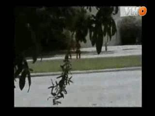 Flashing/Public - me outside