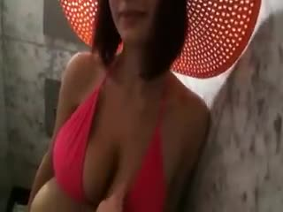 Masturb. féminine - Luscious redhead gf Jessica Robbin with natural ...