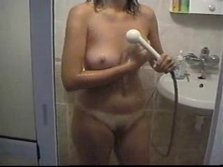 Shower/bath - Czech girl
