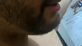 - Wife kiss